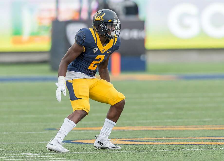 Cornerback Darius Allensworth�                  leads all active Cal players in passes defended, pass breakups and forced fumbles. Photo: David Bernal, David Bernal, GoldenBearSports.com
