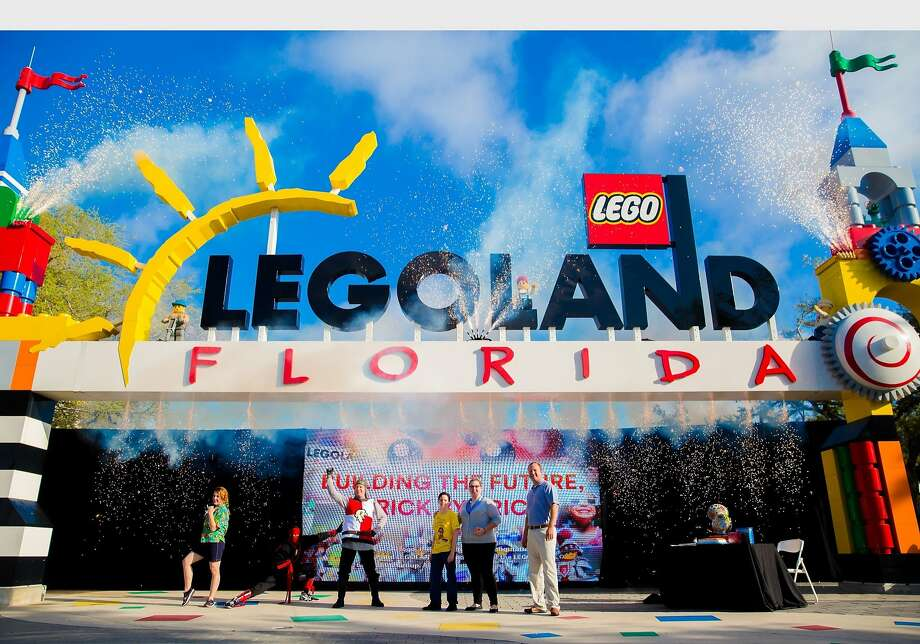 Legoland's Florida Resort is close enough to Orlando to draw Disney World visitors — at least for a day trip. Photo: Chip Litherland, PR NEWSWIRE
