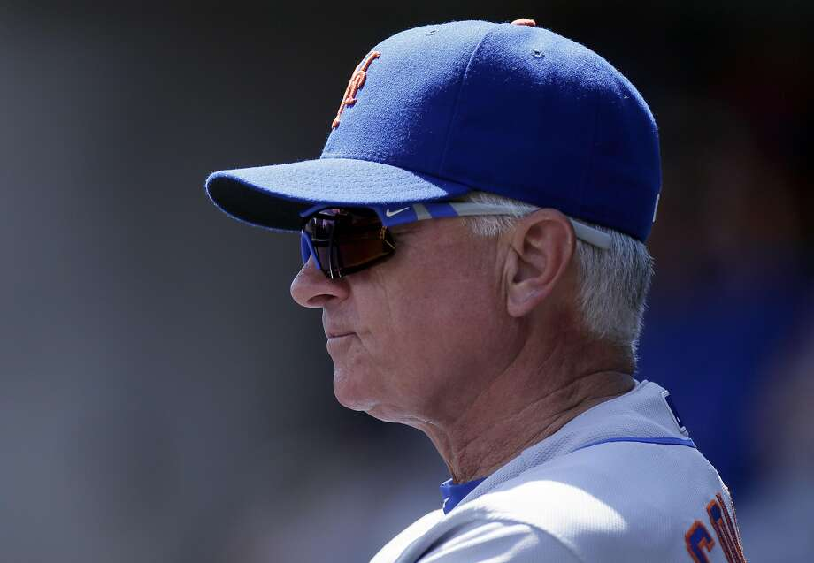 Manager Terry Collins' Mets have lost 10 of their past 16. Photo: Duane Burleson, Associated Press