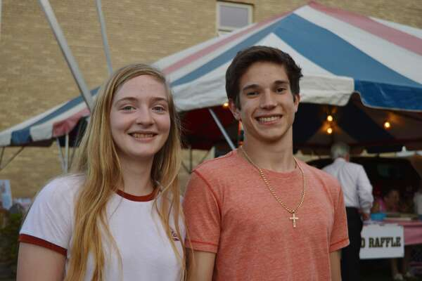 St. Roch Church in Greenwich held its annual St. Roch Feast from August 10-13, 2016. The annual event is a celebration of Italian culture; guests enjoyed sausage, pizza fritta, candy apples and cotton candy, live music, a beer garden and rides. Were you SEEN?