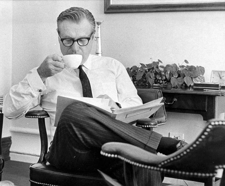 Gov. Nelson Rockefeller Photo: ALL