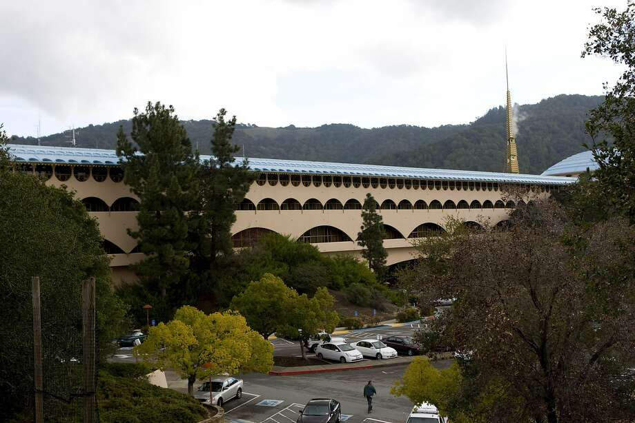 The Marin Civic Center in San Rafael, Calif. on February 12, 2009. Photo: Laura Morton, Special To The Chronicle