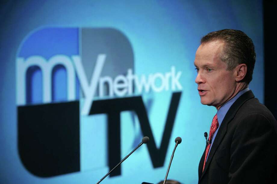 Jack Abernethy, CEO of the Fox Television Station Group, has been named co-president of Fox News Channel. Bill Shine, one of Roger Ailes' top deputies, also was named co-president. Photo: Associated Press /File Photo / Copyright 2016 The Associated Press. All rights reserved. This material may not be published, broadcast, rewritten or redistribu