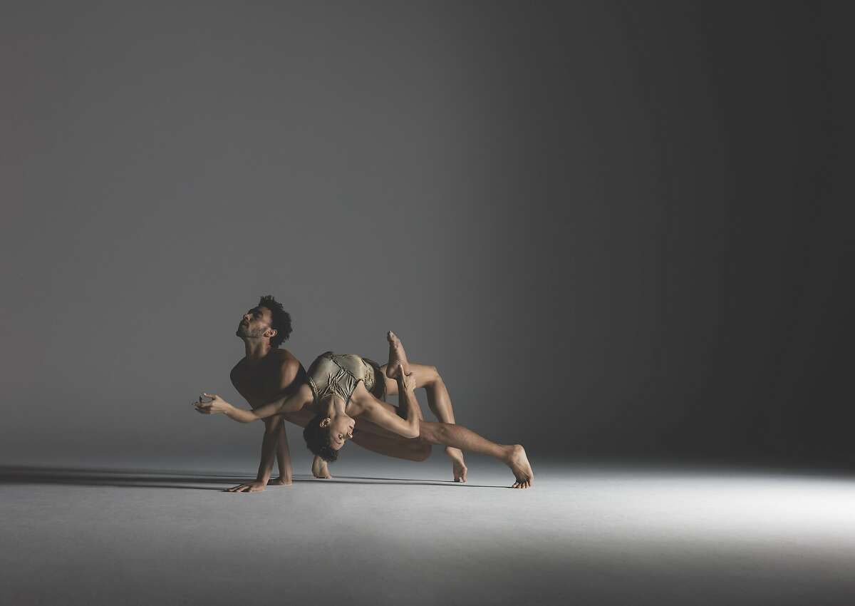 Kara Wilkes and Michael Montgomery of Lines Ballet at Yerba Buena Center for the Arts Theater Wednesday through Sunday, Nov. 2-6.