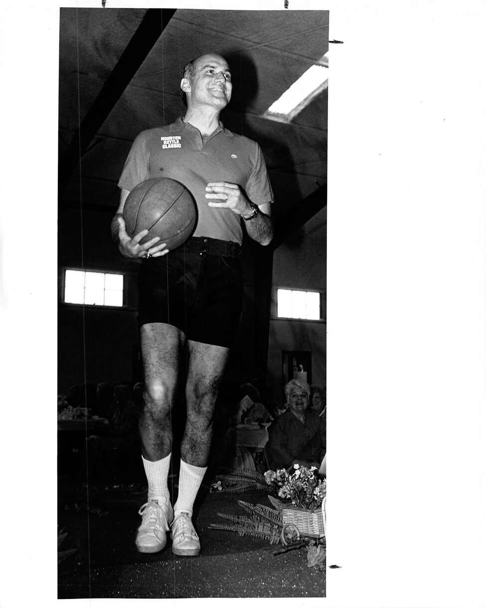 Rudy Davalos, an all-state basketball player at Edison, served as an assistant for the Spurs from 1973-76 before becoming the first athletic director at UTSA.