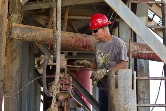 """Since May, companies have been hauling that equipment from storage yards and putting it back to work, nearly doubling the number active drilling rigs. """"This is the moment we've been waiting for,"""" says Karr Ingham, an economist who tracks an index for the Texas Alliance of Energy Producers."""