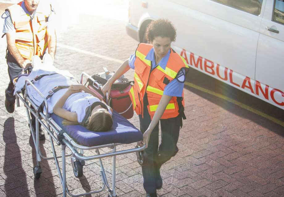 A new study shows that the hospital field holds the highest injury rate of all industries in Connecticut.Click through to see data on the best and worst entry-level jobs. Photo: Caiaimage/Robert Daly/Getty Images