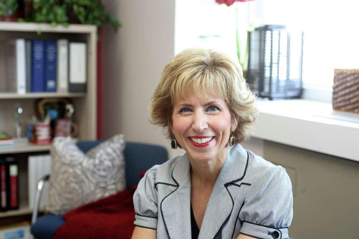 Lynn Toper, the new special education director for Norwalk Public Schools.