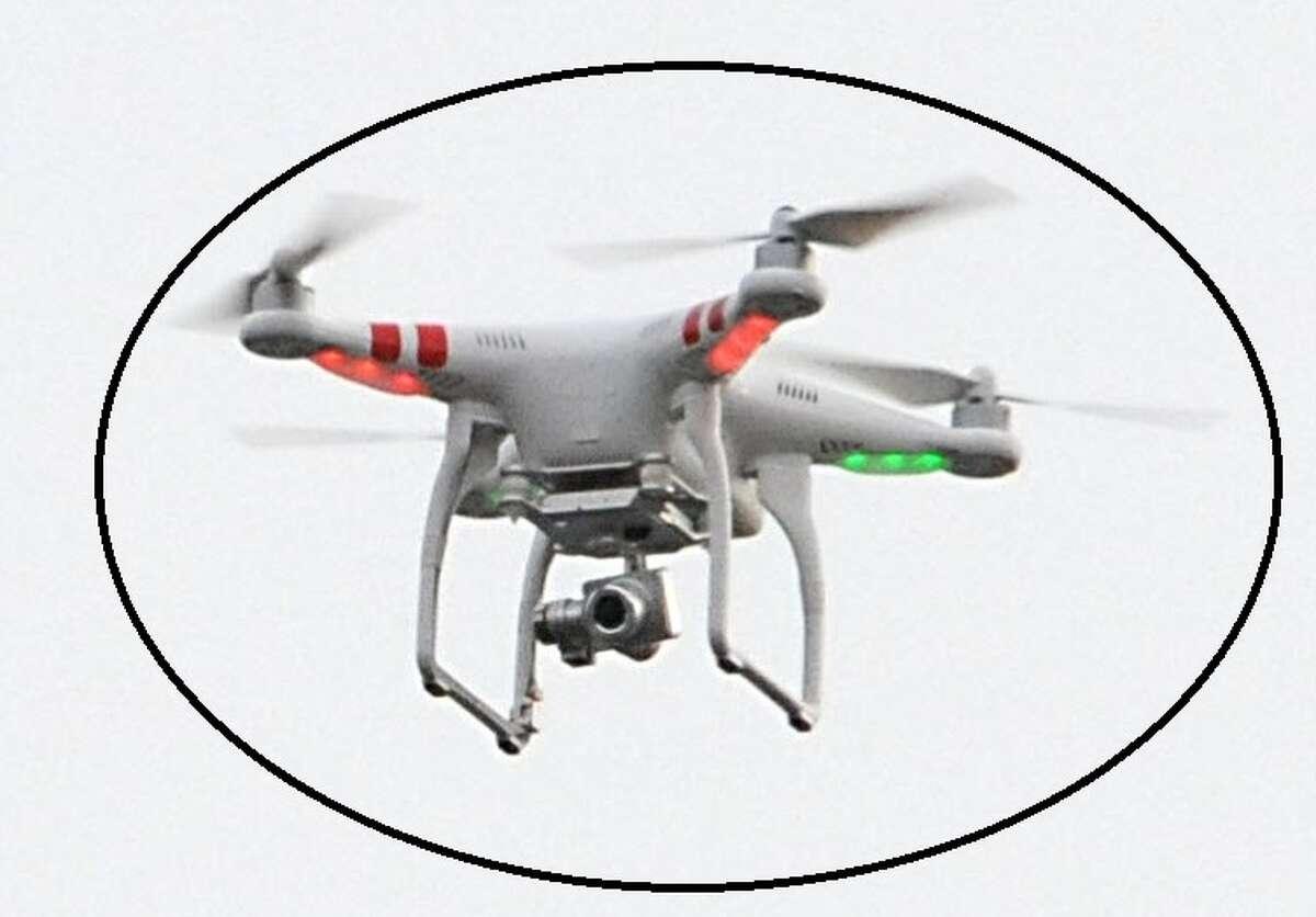 Drone (Times Union archive)