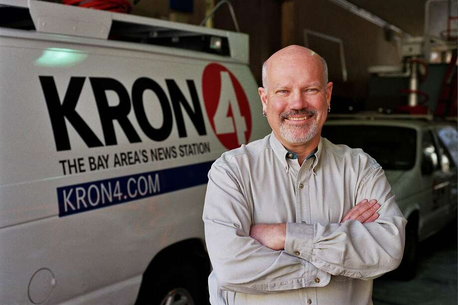 Donald Gardner, pictured here, worked as a technical director at KRON-TV for more than 30 years before he retired in 2009. After a rare blood disease ultimately to his death in 2014, Gardner's husband, David Reed, sought spousal survivor benefits under the TV station's pension plan. Photo: Steve Underhill