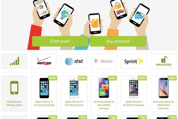 Swappa is one of a handful of sites that will allow you to sell your used cell phone. Click ahead to see what Gazelle.com will offer for some of the most popular unlocked phone models.