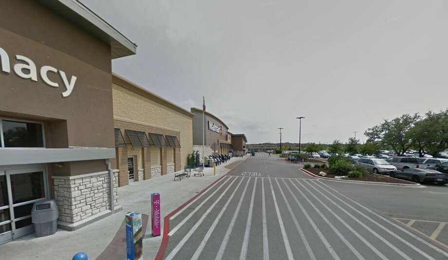 A view of the Walmart in Helotes.  Photo: Google Street View