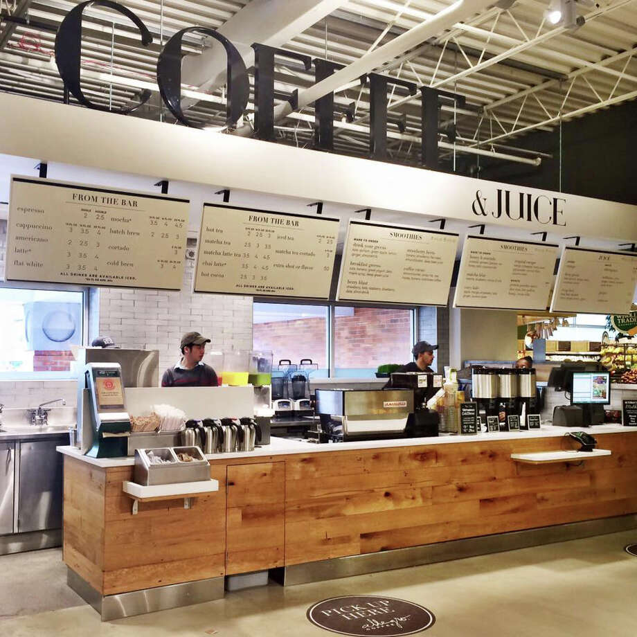 Renovations at Whole Foods are nearly done. Photo: Contributed / Contributed Photo / Greenwich Time Contributed
