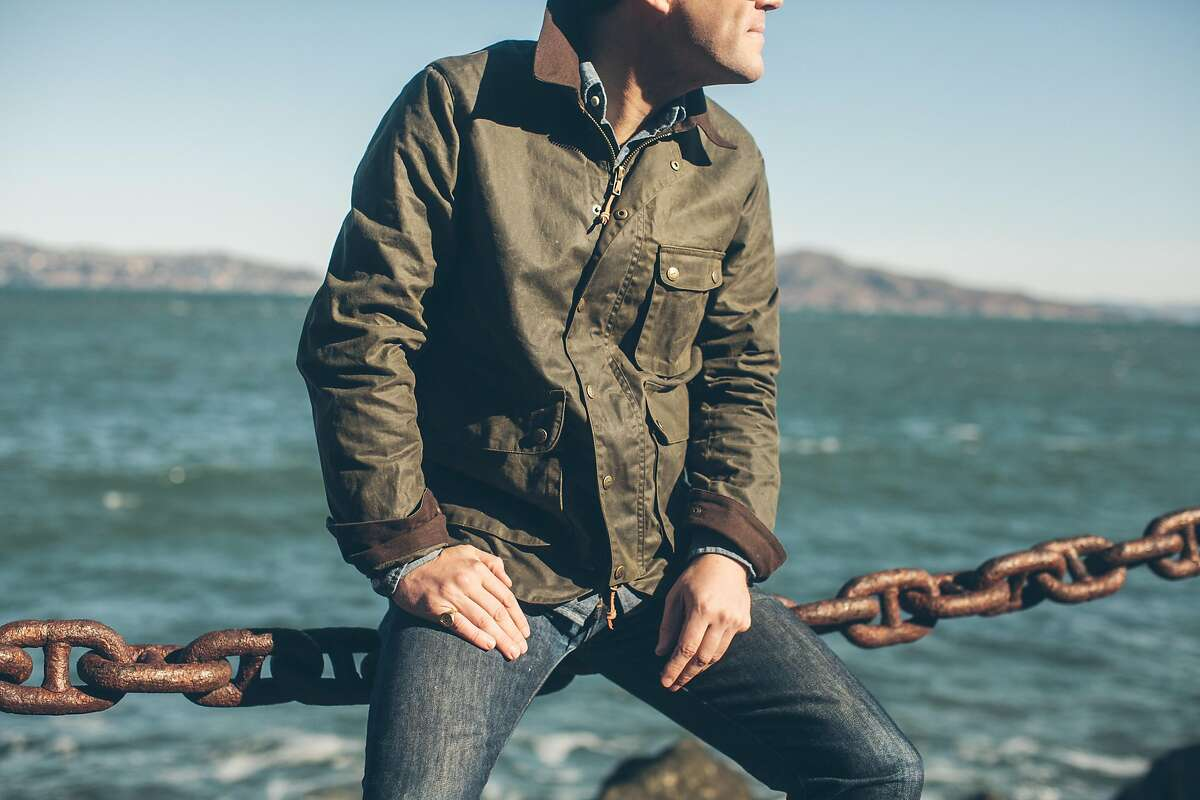 The�North Coast Collection is a collaboration between Taylor Stitch x Mission Workshop.