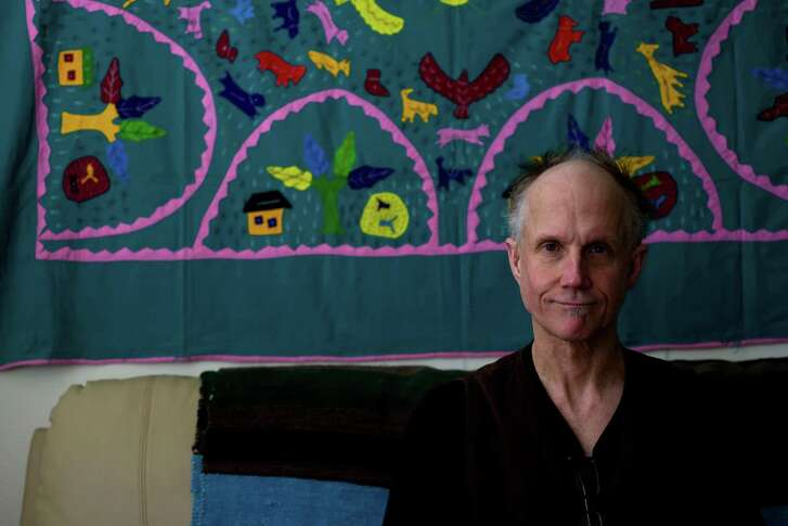 The poet Tony Hoagland has taught creative writing at the University of Houston since 2003.
