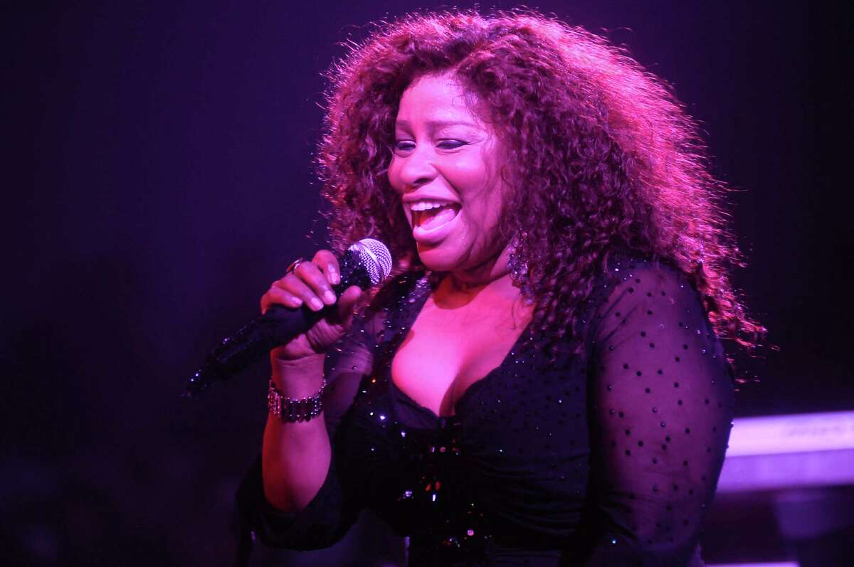Chaka Khan performs at the Arena Theater Friday Aug. 12,2016.(Dave Rossman Photo)