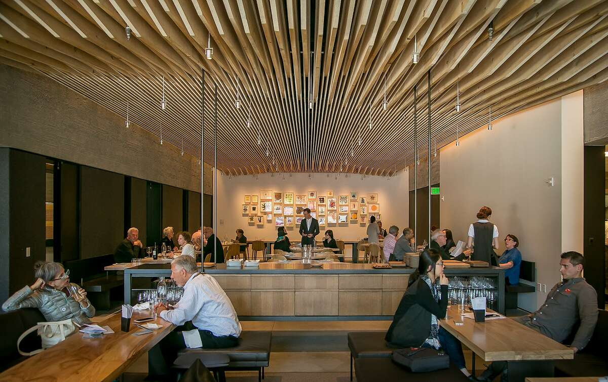 The interior of In Situ in San Francisco, Calif. is seen on August 12th, 2016.
