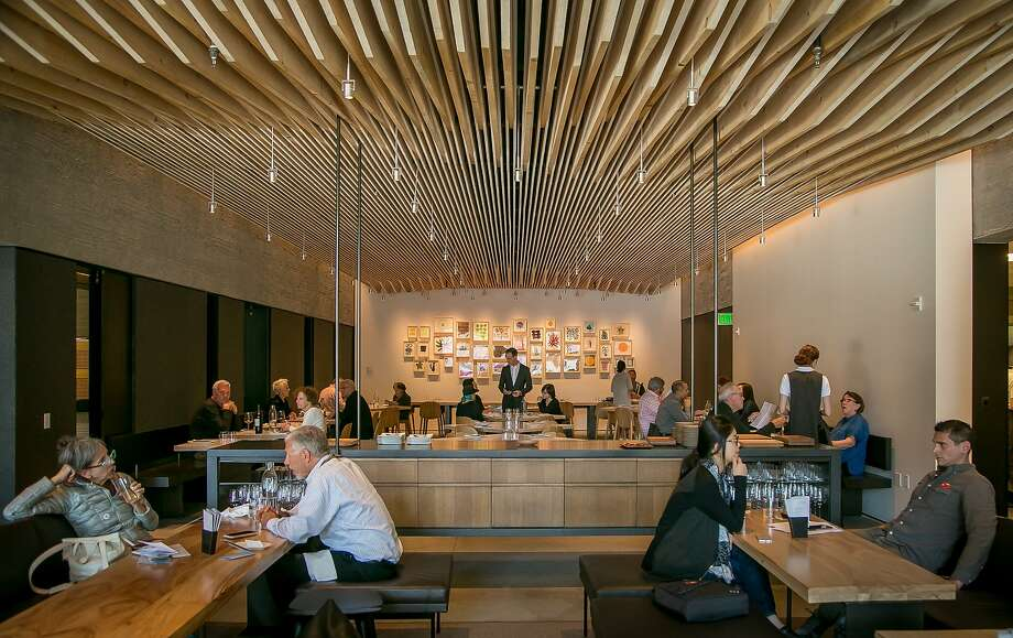Best Restaurant Design: In Situ Photo: John Storey, Special To The Chronicle