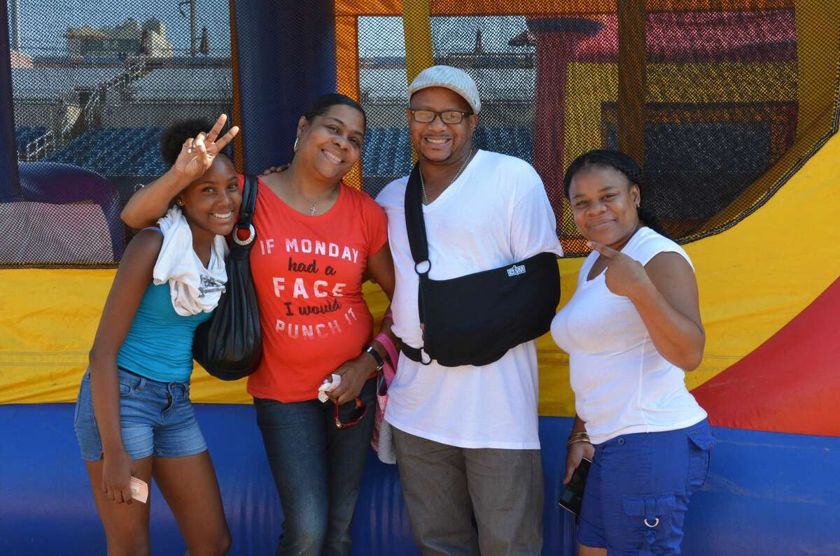 The second annual Fish Fest Music Festival hosted by the Bridgeport Bluefish was held at the The Ballpark at Harbor Yard on August 13, 2016. Guests enjoyed live music and vendors during the all-day festival. Were you SEEN?
