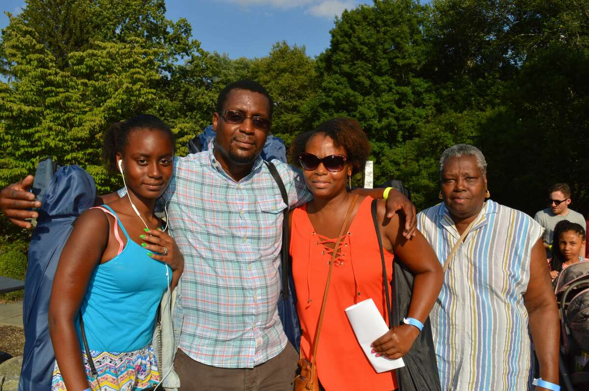 The 2016 Westside Reggae Festival was held at Danbury?'s Ives Concert Park on August 13. This year, the festival celebrated its fifth anniversary with performances from Mystic Bowie, Third World and others. Festival-goers also enjoyed traditional Caribbean foods and vendors. Were you SEEN?