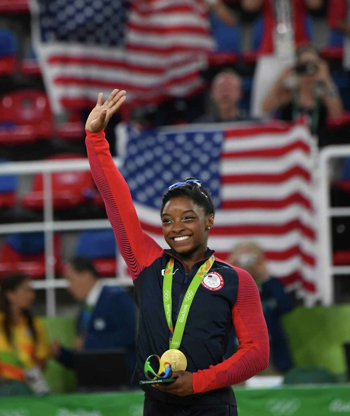 Simone Biles will compete in vault, balance beam and floor exercise over the next three days in a bid to make Olympic history.
