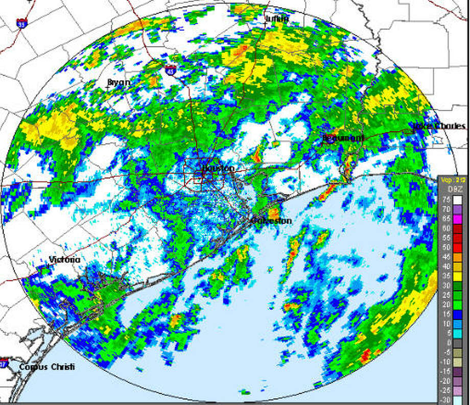 Flash Flood Watch In Effect As Houston Braces For More