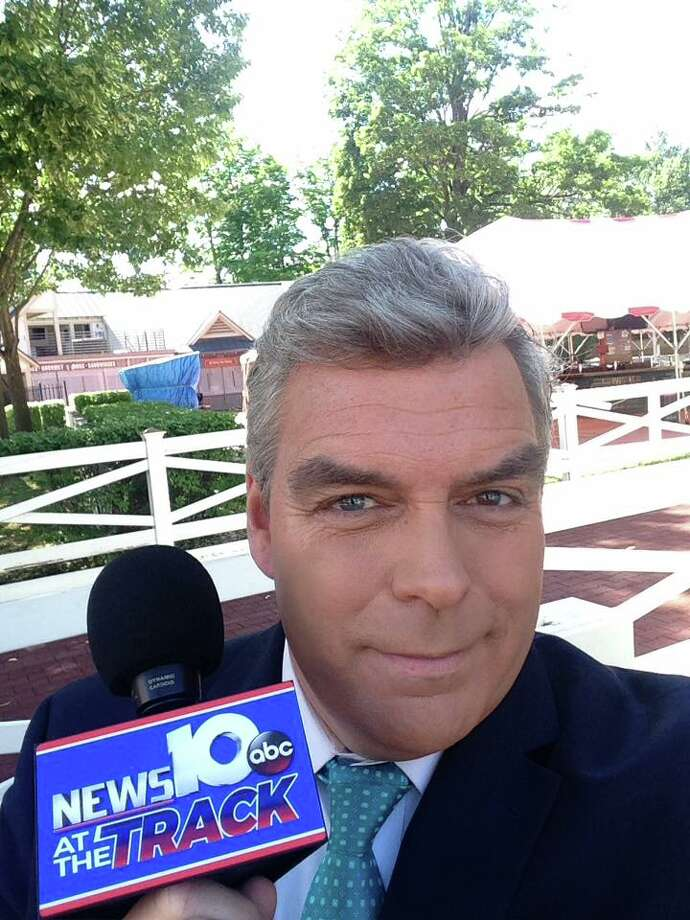 John Gray is a local television journalist and columnist. Keep clicking to find out how he paid his way through college and which foods he refuses to eat. (Courtesy of John Gray) Photo: Facebook.com/JohnGrayFOX23