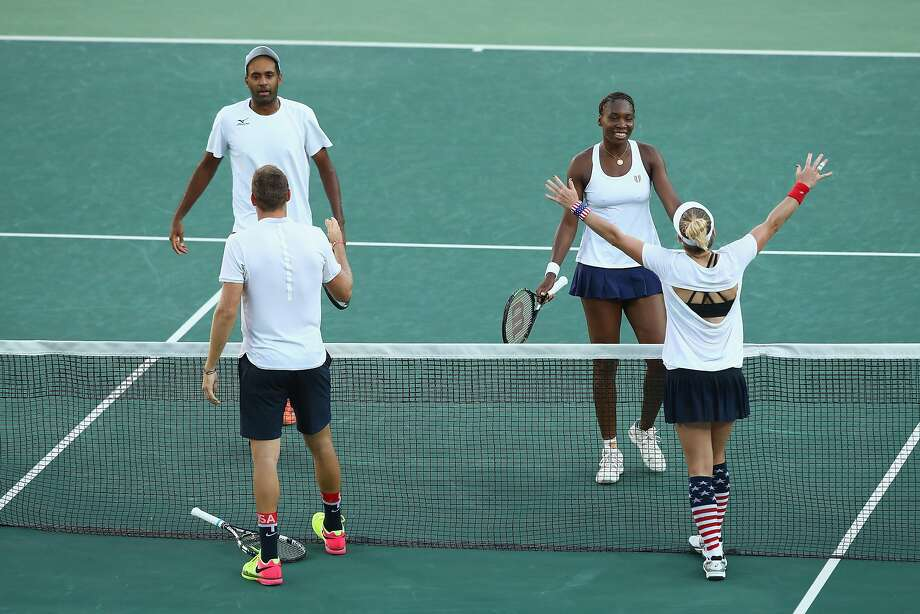 Andy Murray repeats as Olympic tennis champ - SFGate