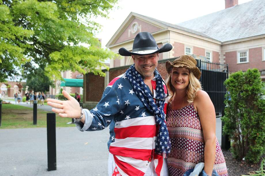 Were you Seen at the Toby Keith and Eric Paslay concert at SPAC in Saratoga Springs on Sunday, Aug. 14, 2016? Photo: Montana Stone
