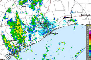A Flash Flood Watch has been extended in the Houston area through 7 p.m. Monday.