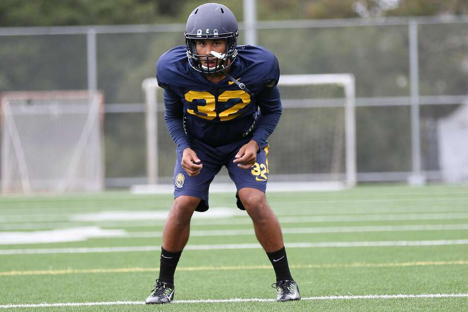 Jacob Anderson's path to a possible starting role the Cal secondary has been long and circuitous. Photo: Courtesy Of Cal Athletics