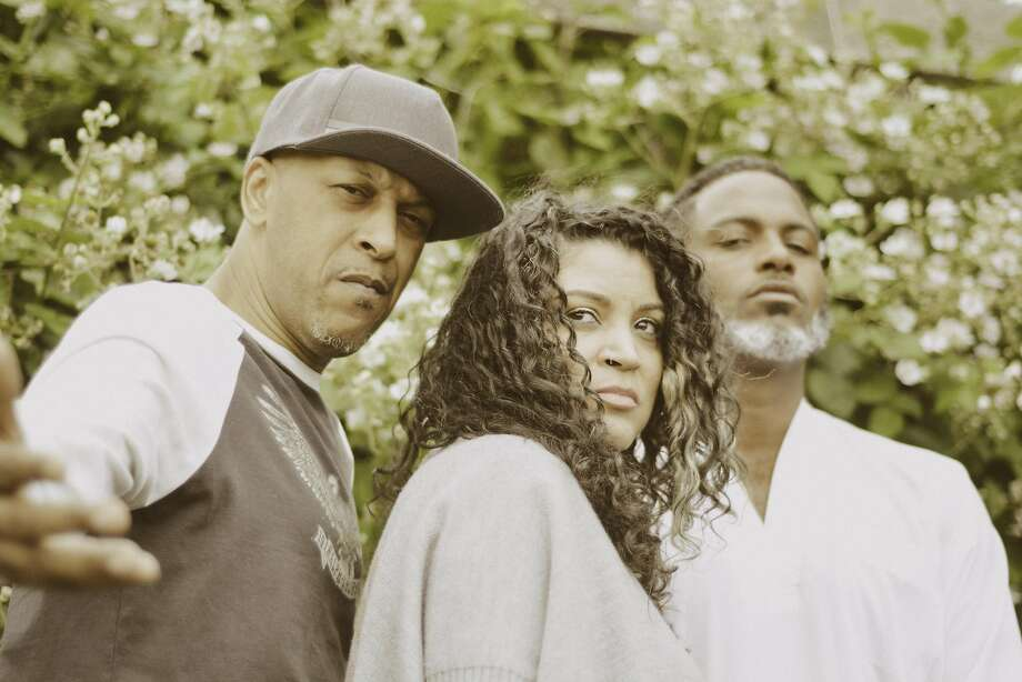 "Digable Planets, above, had a big hit with ""Rebirth of Slick (Cool Like Dat),"" below, before breaking up in 1995. Photo: Chris Lee"