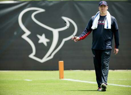 "Texans coach Bill O'Brien is content to do his work out of the spotlight after last season's exposure on ""Hard Knocks"" during training camp gave the team one more distraction to deal with."