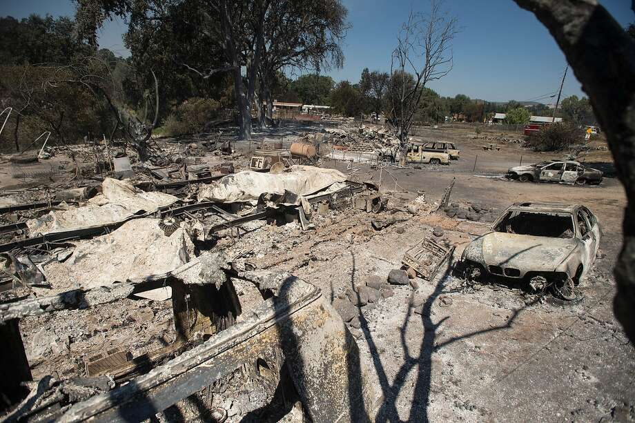 Massive Southern California fire almost  contained; evacuations lifted