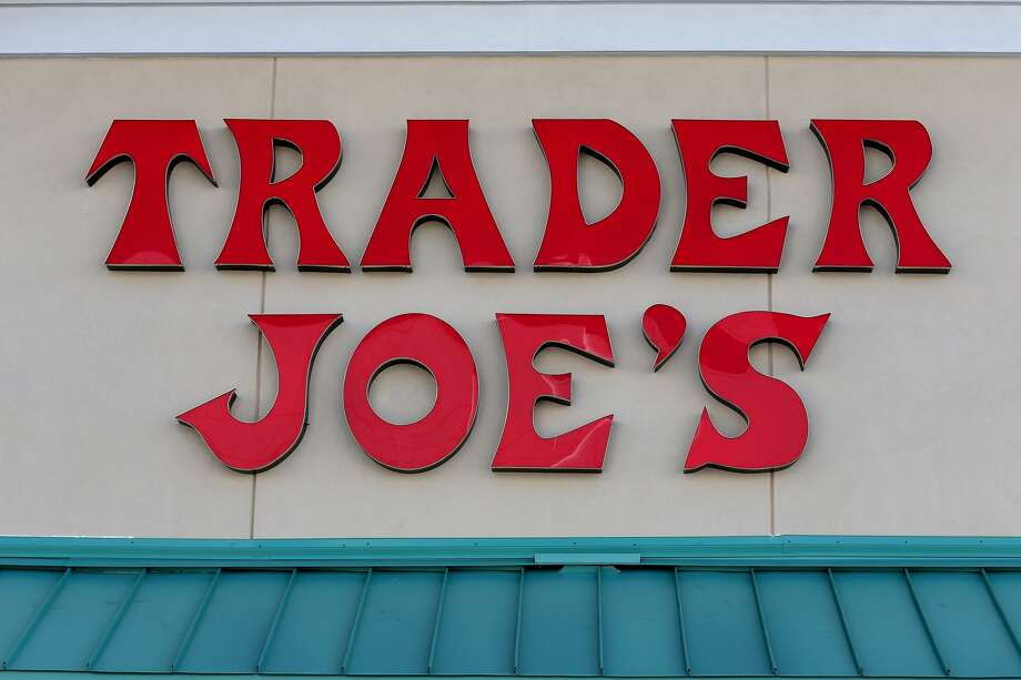 The Trader Joe's sign is seen during the grand opening of a Trader Joe's on October 18, 2013 in Pinecrest, Florida.