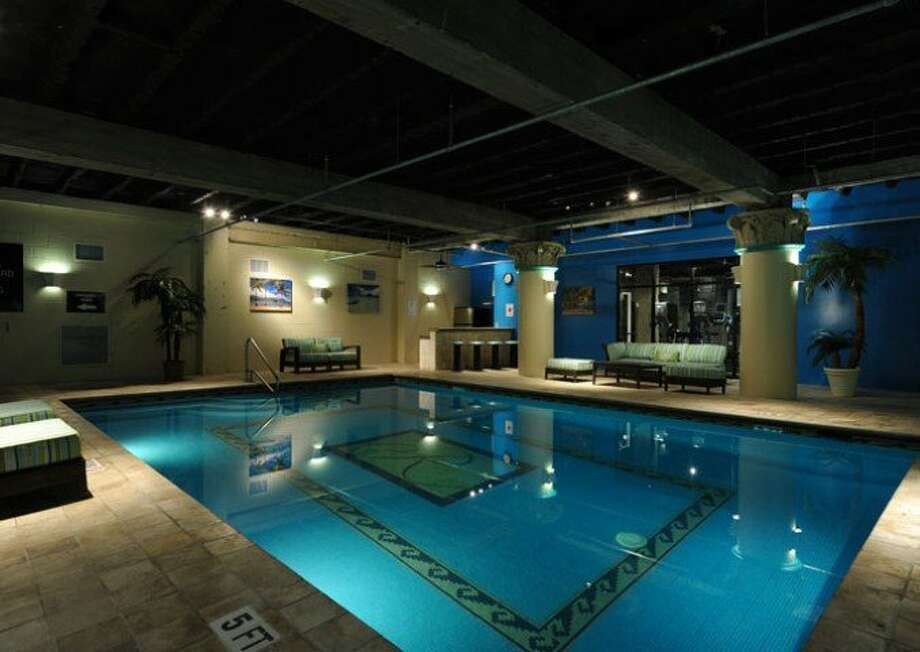 Go swimming in the underground pool at Rice Lofts.>>KEEP CLICKING FOR MORE HOUSTON BUCKET LIST IDEAS. If you have any imperatives to add, use the comment section or e-mail us at photos@chron.com.Photo: Yelp/The Rice
