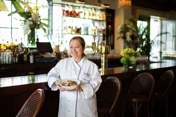 """Nicole Routhier, a Houston cooking instructor and author of """"The Foods of Vietnam,"""" joined the team at the new Le Colonial restaurant at River Oaks District as partner and culinary director."""