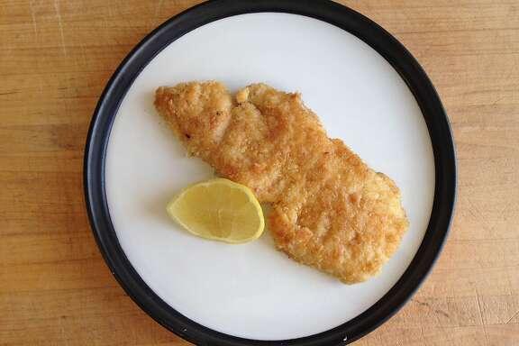 Pan-Fried Abalone