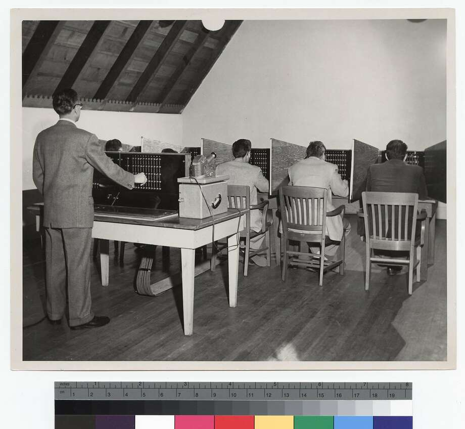 long-lost study looks at creativity of architects - san francisco