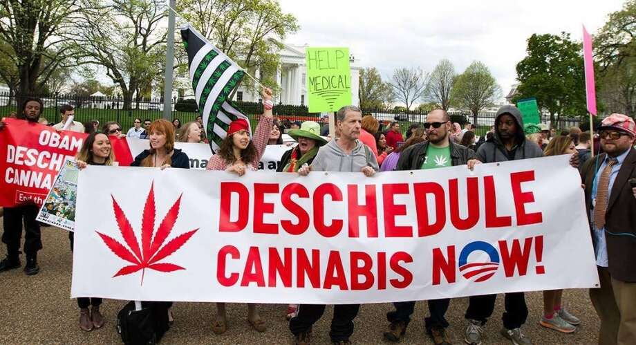 DEA has made a very unpopular move with denying marijuana rescheduling petitions.  Photo: Courtesy Of DCMJ.org