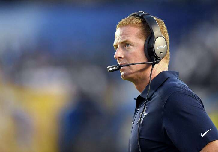 Jason Garrett is 40-40 in his five full seasons as the Cowboys' head coach after last season's 4-12 record, which came after quarterback Tony Romo missed 12 games.