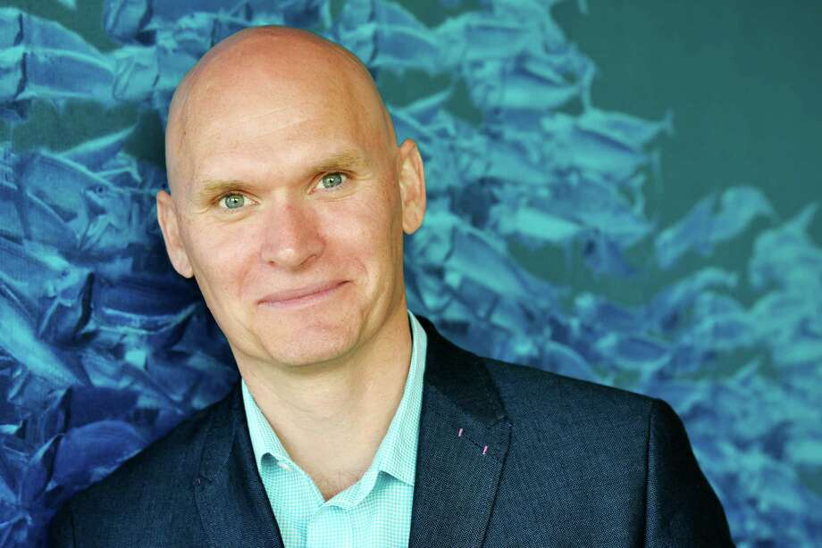 "American writer Anthony Doerr is the author of ""All the Light We Cannot See,"" the upcoming offering of the International Book Club of the Byram Shubert Library. Photo: Ulf Andersen / Getty Images / 2015 Ulf Andersen"