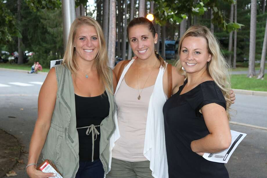 Were you Seen at theCounting Crows and Rob Thomas concert at SPAC in Saratoga Springs onMonday, Aug. 15, 2016? Photo: Montana Stone