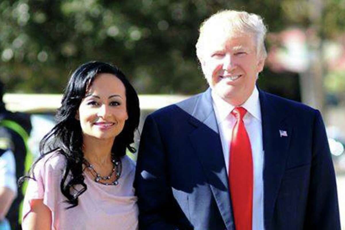 Like her boss, Pierson has made statements sparking controversy. She even inspired a hashtag. Keep clicking to see some of Trump's most talked-about campaign moments.