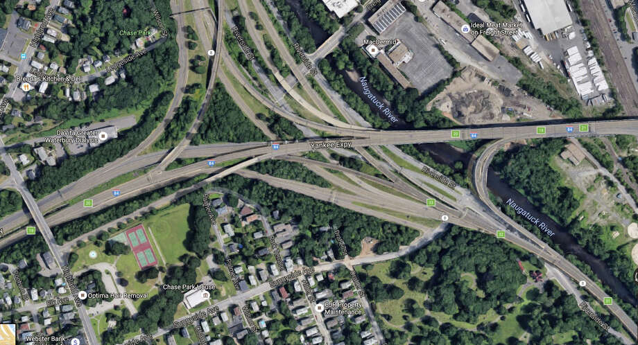 The Connecticut Department of Transportation has hired a firm to come up with suggestions on a partial or full replacement of the I-84/Route 8 intersection in Waterbury known as The Mixmaster. Costs are estimated between $3 and 7 billion.