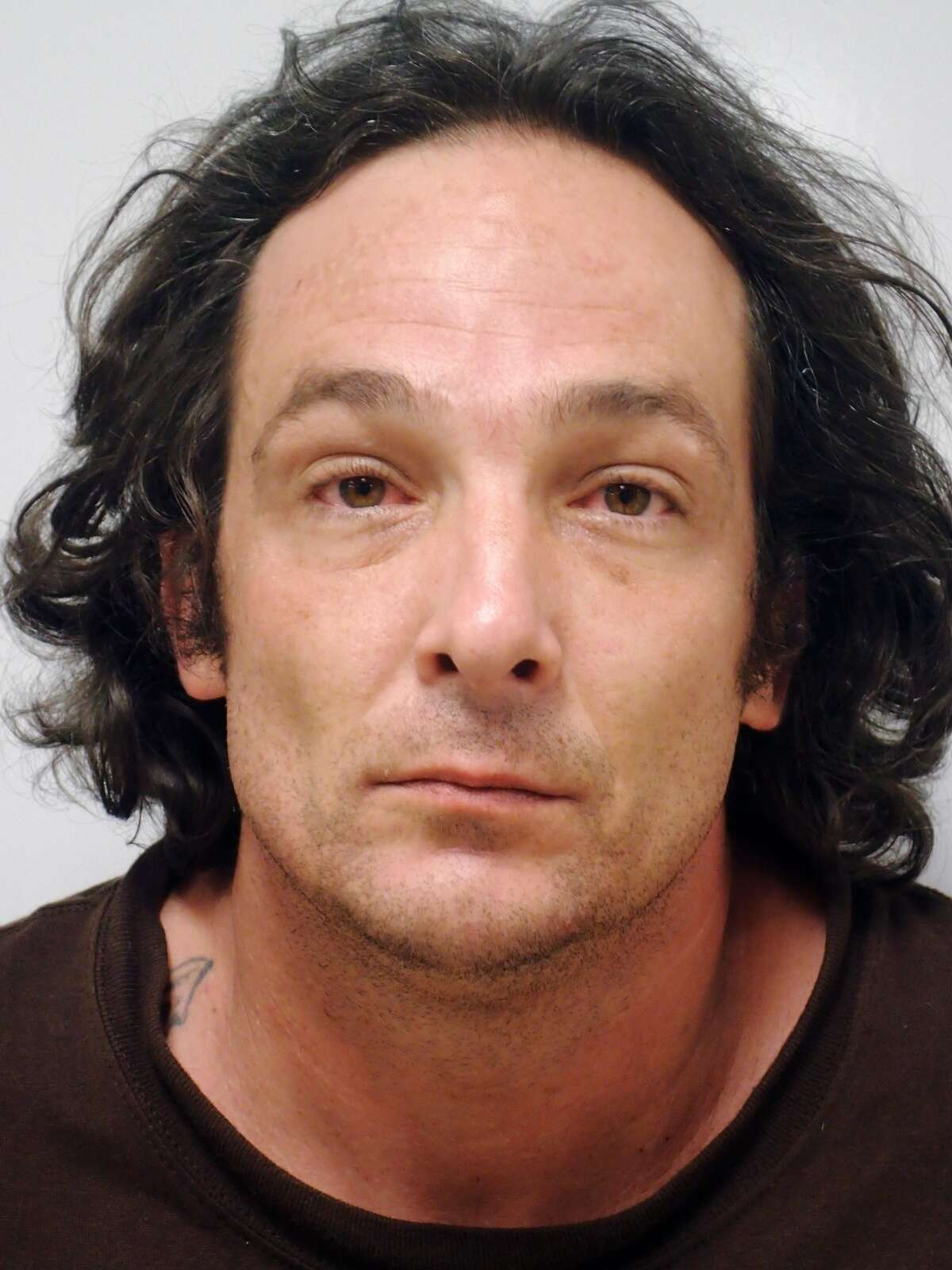 Damin Pashilk, 40, of Clearlake has been arrested for allegedly starting the Clayton Fire in Lower Lake, Calif.