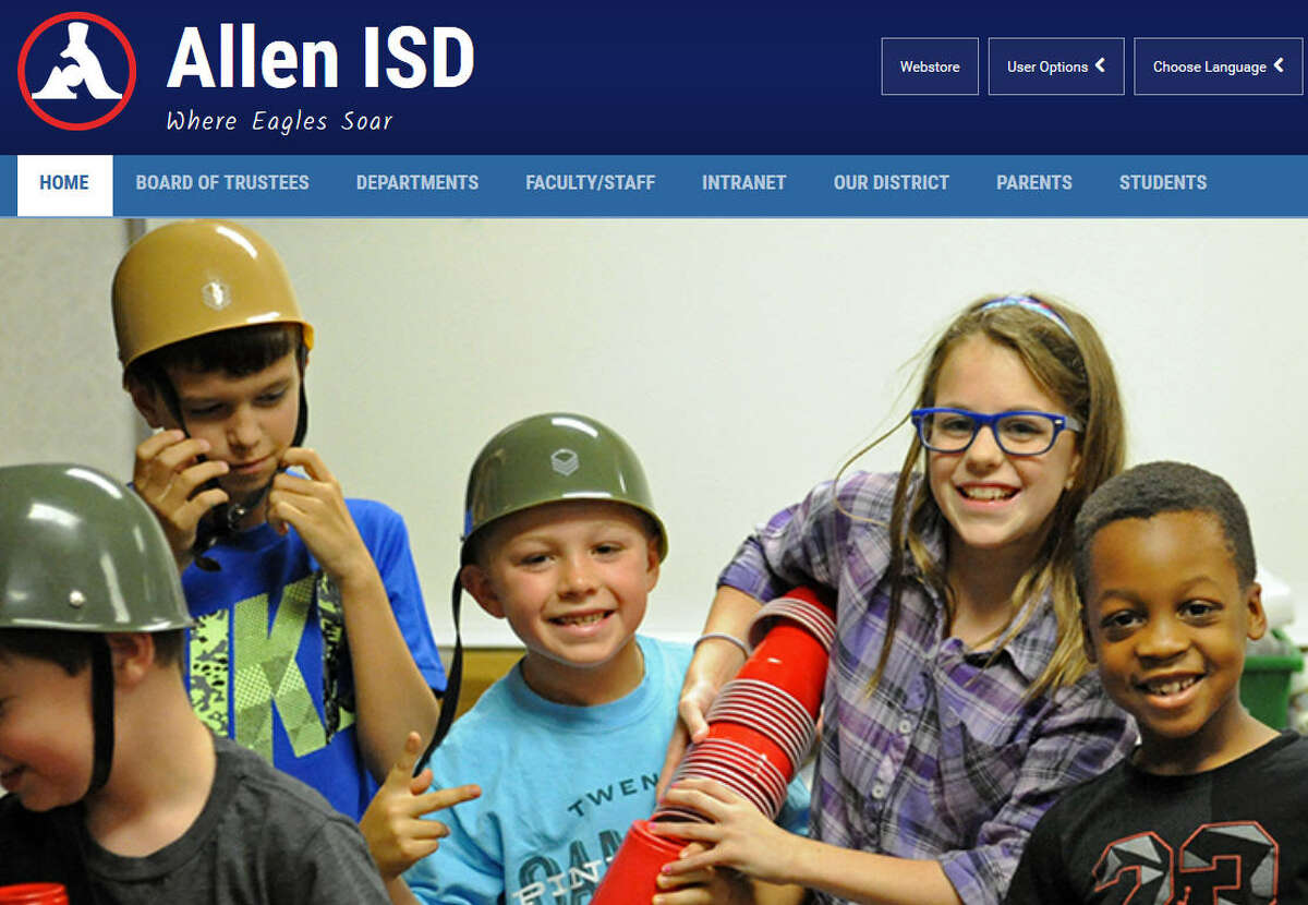 24. Allen ISD  Collin County  Number of Exempt Students: 328  Total Percentage of Students Exempt: 1.59 percent