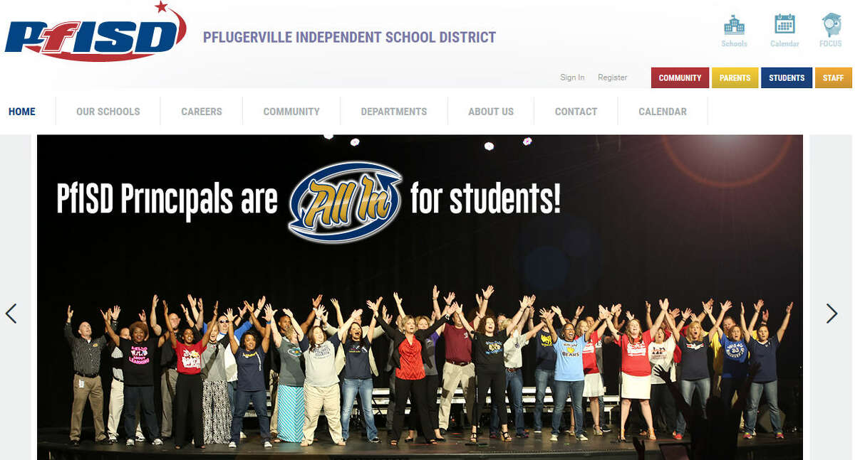 25. Pflugerville ISD Travis County  Number of Exempt Students: 324 Total Percentage of Students Exempt: 1.40 percent