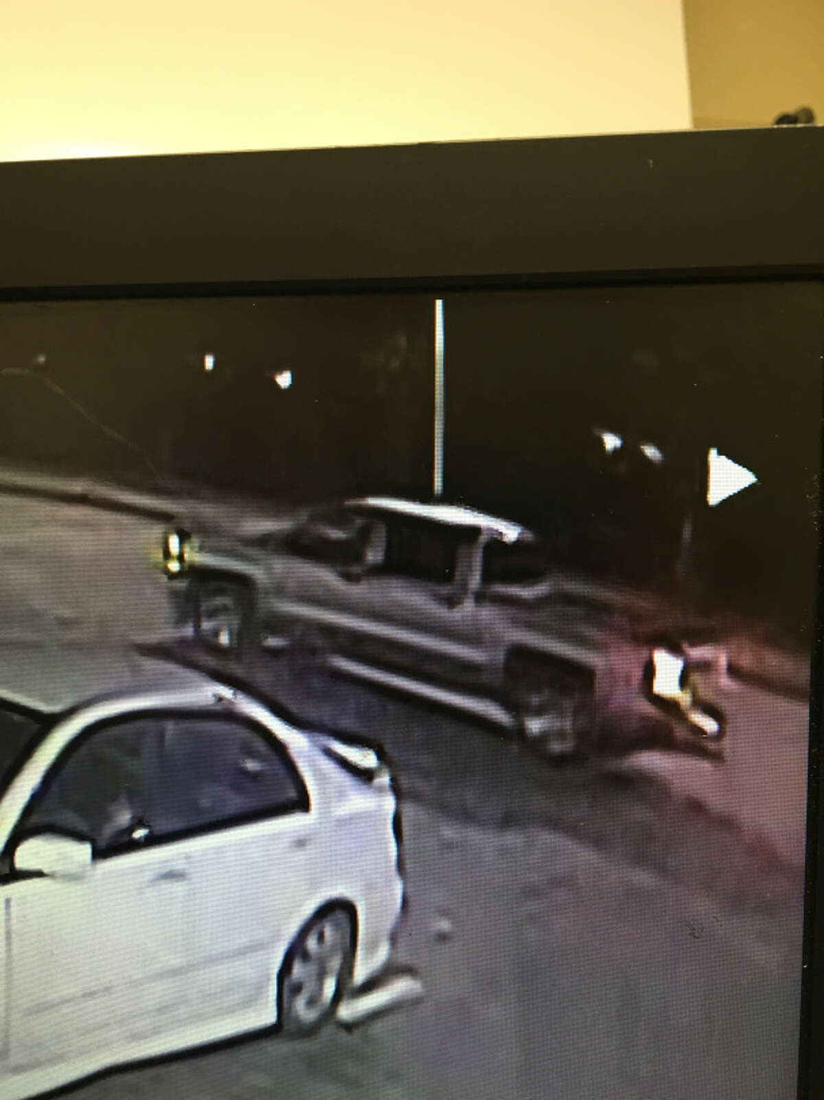 Former Miss South Dakota contestant Maria Anderson, 21, and her boyfriend Tyler Sheets, 23, were hit by a truck as they walked in the 1400 block of S. Padre Island Dr. around 1:30 a.m. August 14 near a Sonic, police say. The vehicle that hit the couple fled the scene. Police released images of the truck in question and are asking the public for help in identifying the suspect.