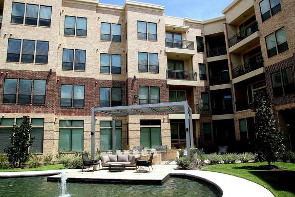 The Grand at LaCenterra, which opened in Katy's Cinco Ranch subdivision apartment about a year ago, is 90 percent leased, according to Daniel Fein, vice president of Fein Properties. Fein's complex has been offering incentives to attract tenants.    The Grand at LaCenterra, which opened in Katy's Cinco Ranch subdivision apartment about a year ago, is 90 percent leased, according to Daniel Fein, vice president of Fein Properties. Fein's complex has been offering incentives to attract tenants.